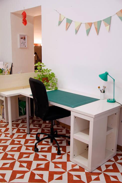 Arbeitszimmer von La Manual