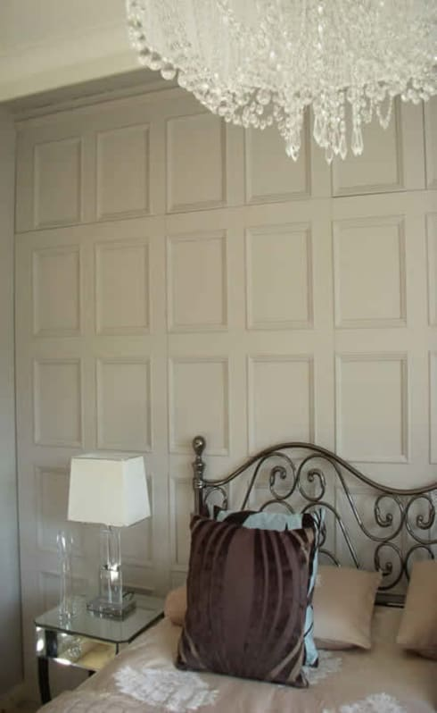 60 Minute Makeover Panelling with John Amabile:  Walls & flooring by The UK's Leading Wall Panelling Experts Team