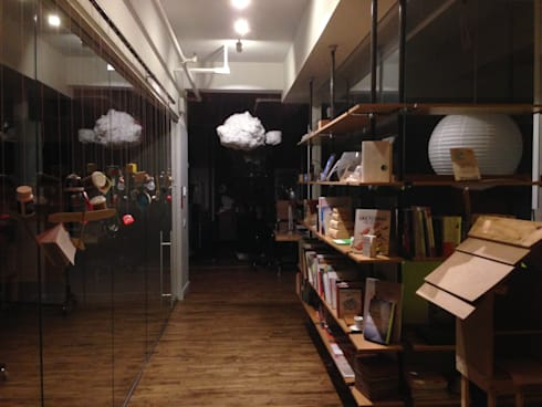 Cloud:  Office spaces & stores  by Richard Clarkson Studio