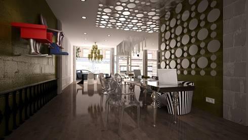 MO2 INTERIORISMO: Espacios comerciales de estilo  de gemagutierrez.com