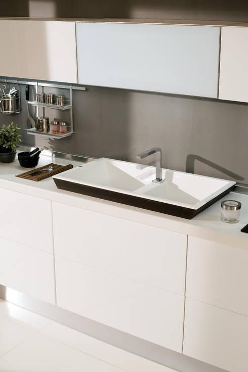 Cocina de estilo  de Dilber & Stolfi architetti