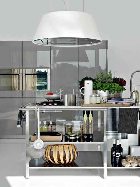 Cocinas de estilo  por Versat