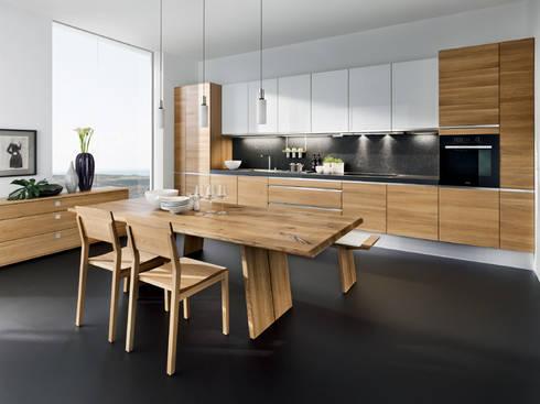 Küche team 7  Designer Küchen von Team 7 by Eckhart Bald Naturmöbel | homify