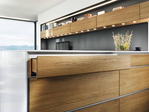 Designer Küchen von Team 7 von Eckhart Bald Naturmöbel | homify