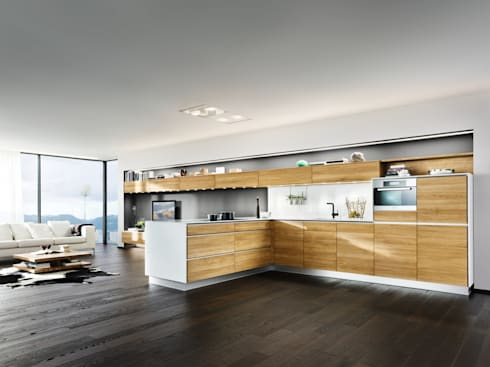 naturmobel modern kitchen by eckhart bald naturmabel intermobil catalogo 2015