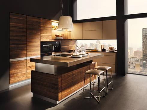 Designer Küchen von Team 7 by Eckhart Bald Naturmöbel | homify | {Designer küchen mit insel 84}