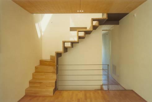 Casa ViaCantarana: Case in stile in stile Minimalista di Laboratorio di Architettura