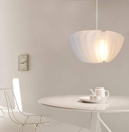 Projekty,  Salon zaprojektowane przez Anchovisdesign