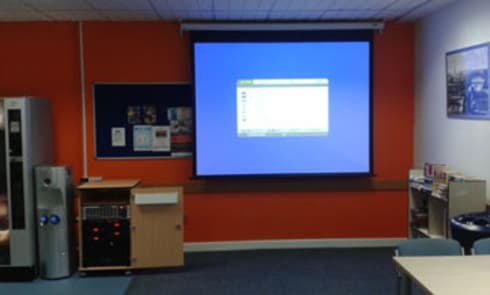 Audio Visual Installation Stockport:  Office spaces & stores  by Definition Audio Visual