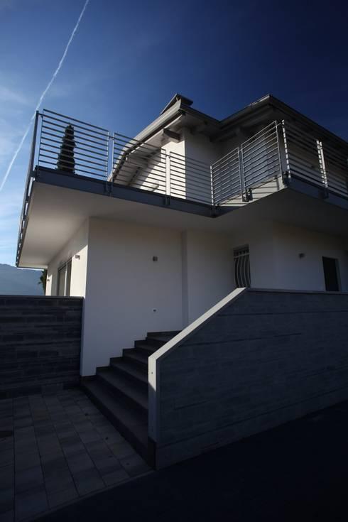 Residenza nel parco di luca pedrotti architetto homify for La migliore casa progetta lo stile indiano