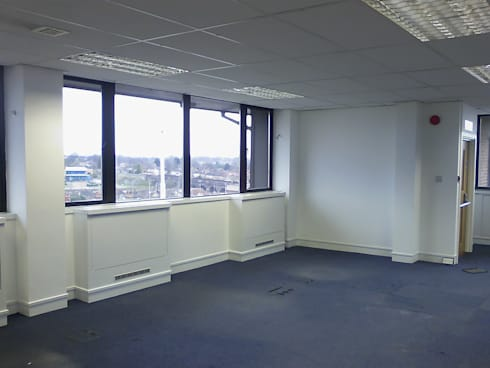 Commercial Offices:   by Painter Of Distinction