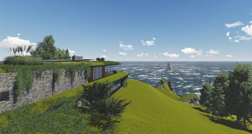 Jersey:  Houses by Guz Architects