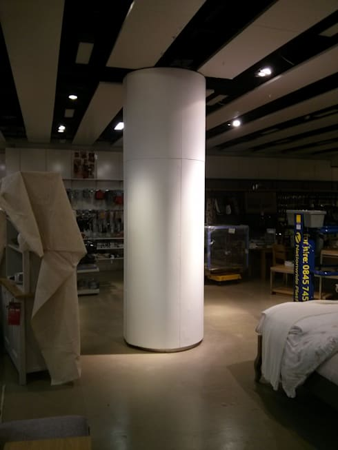 Leading Supermarket Chain:   by Painter Of Distinction
