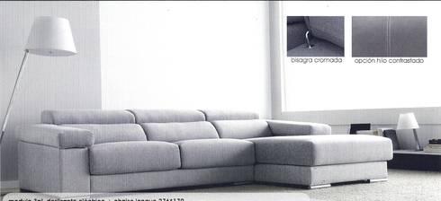 sofas ardi:  de estilo  de mobles konik