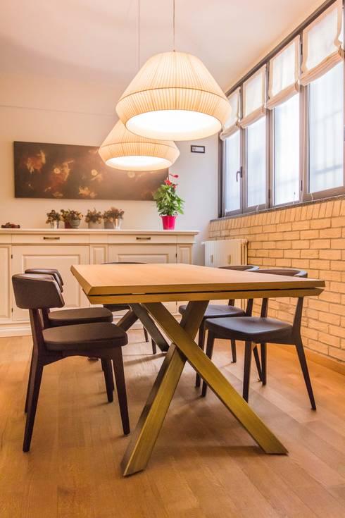 Tre piani di armonie di davide pavanello spazi forme for Piani domestici di vecchio stile