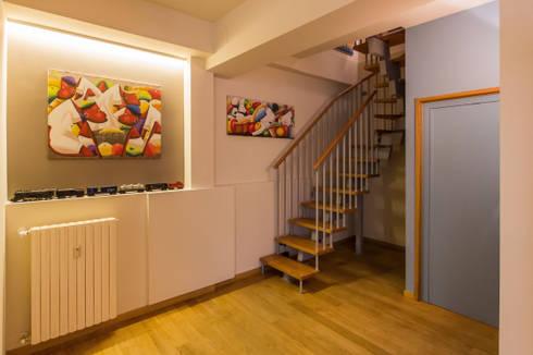 tre piani di armonie di davide pavanello spazi forme