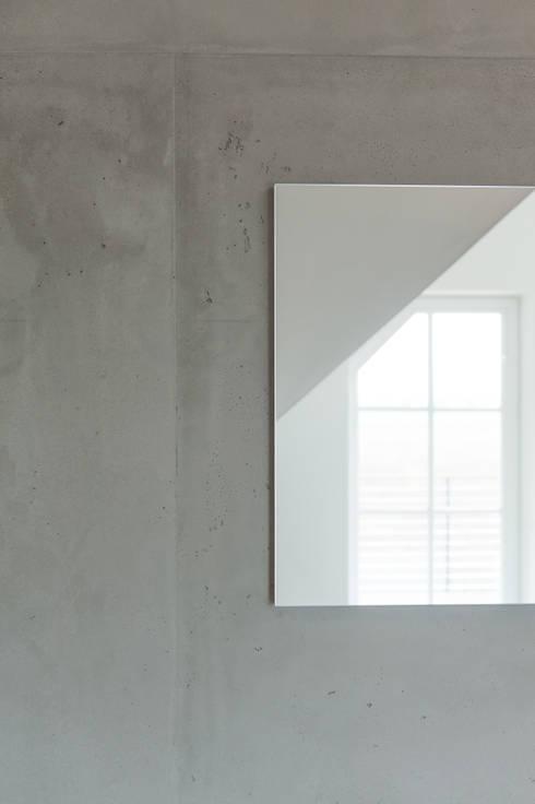 Betonimitation - Sichtbeton - Betonkunst:  Wände & Boden von Einwandfrei - innovative Malerarbeiten oHG