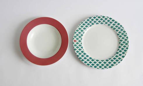 Gioia: Cucina in stile in stile Moderno di Francesca Macchi Design
