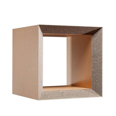 kaox modulares m belsystem aus wellpappverbund von karakt homify. Black Bedroom Furniture Sets. Home Design Ideas