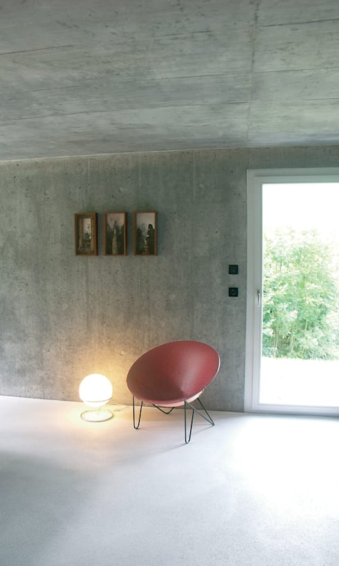 Ausgang Schlafgeschoss:  Schlafzimmer von Himmelhoch GmbH