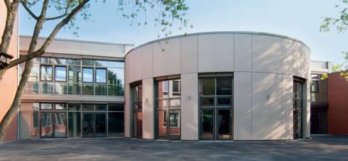 umbau erweiterung und sanierung f rderschule lernen 39 thymianweg 39 k ln von beyss architekten. Black Bedroom Furniture Sets. Home Design Ideas