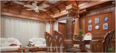 Dr.Nandhakumar:   by Monnaie Architects & Interiors