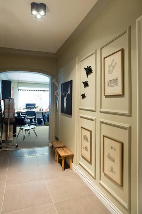 Esra Kazmirci Mimarlik:  tarz Ofis Alanları & Mağazalar