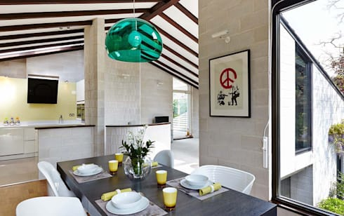 Modern House Interior Design, Cambridgeshire: modern Houses by Residence Interior Design Ltd