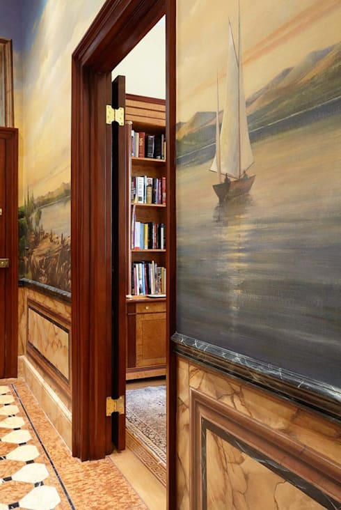 Albany, Piccadilly, Westminster, London: classic Houses by Residence Interior Design Ltd