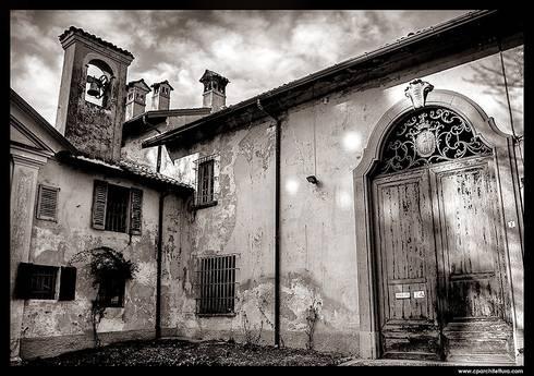 palazzo serbelloni corti:  in stile  di cp architettura