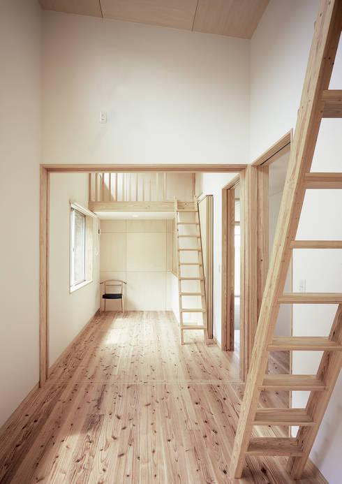 子供部屋: ㈱ライフ建築設計事務所が手掛けた子供部屋です。