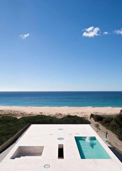 Pool by Alberto Campo Baeza