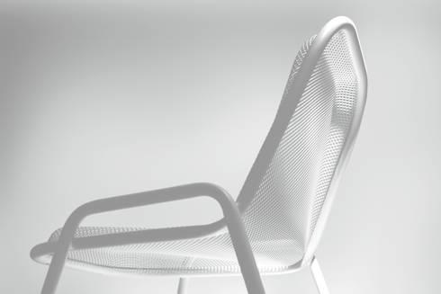 Golf: Giardino in stile in stile Industriale di chiaramonte marin design studio