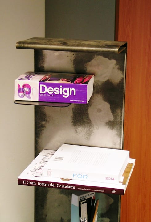 Libreria Tree-books: Studio in stile in stile Moderno di Zatoo Design Studio