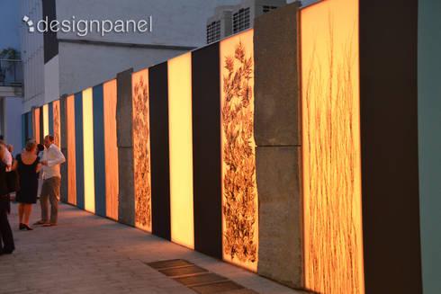 Lichtwand in München: Hotel + Boardinghouse Schiller 5 by ...