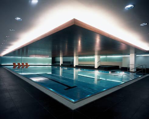 holmes place hamburg von sehw architektur gmbh homify. Black Bedroom Furniture Sets. Home Design Ideas