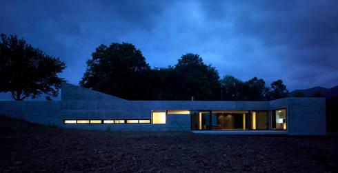 Casa Bianna:  de estilo  de Hidalgo.Hartmann Arquitectura