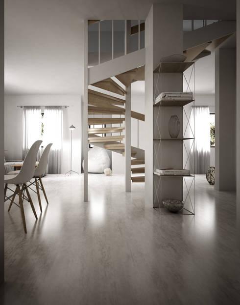 Pasillos y recibidores de estilo  por 3DCanva