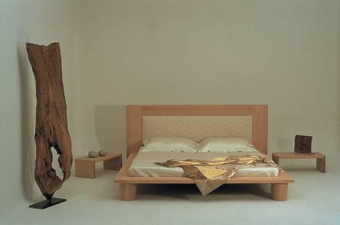Kurkati II: Camera da letto in stile in stile Mediterraneo di pyka-leone