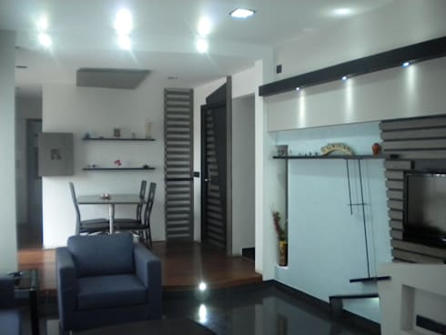 Sridhar Apartment:  Houses by Ashwin Architects