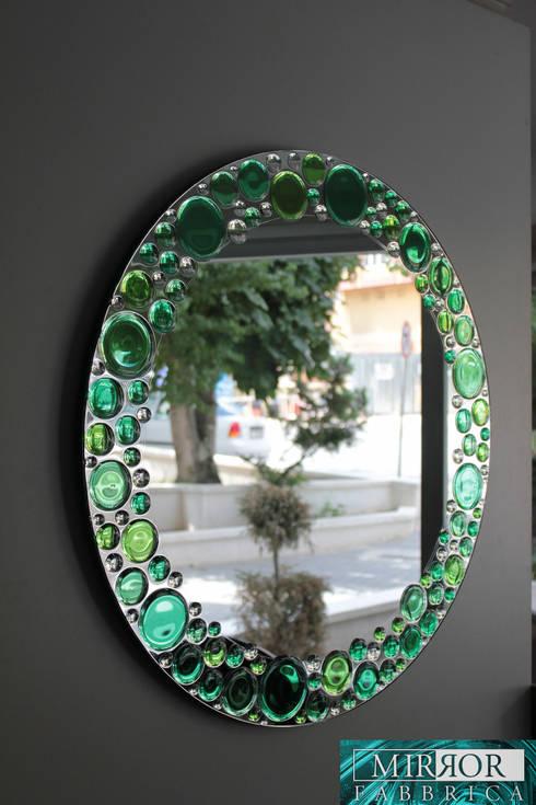 Projekty,  Gospodarstwo domowe zaprojektowane przez Mirror Fabbrica