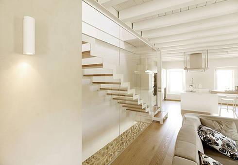 Fontanot scale di design e accessori von fontanot u albini