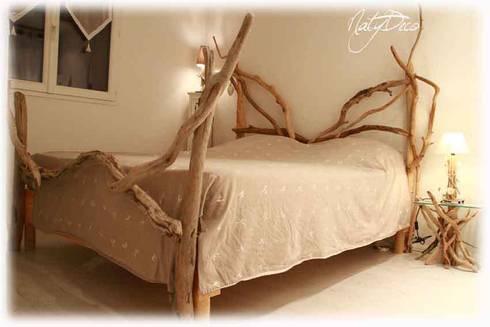 d coration en bois flott par natydeco homify. Black Bedroom Furniture Sets. Home Design Ideas