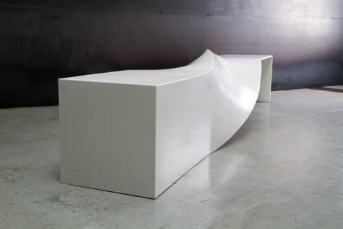 S URBAN Bench: Arte de estilo  de Verónica Martínez Design
