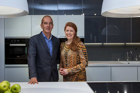 GRAND DESIGNS LIVE 2014: modern Kitchen by Diane Berry Kitchens
