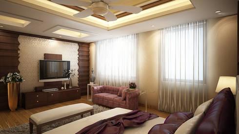 Interior 3D Renderings:   by Mint Infotech Pvt Ltd