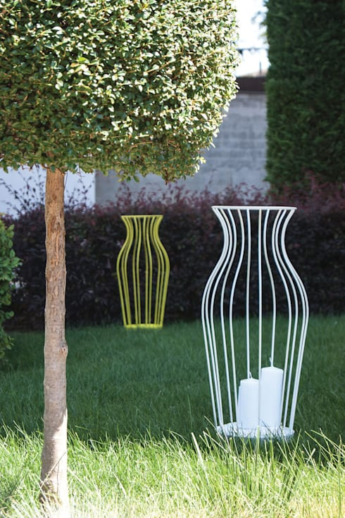 Hydria: Ingresso, Corridoio & Scale in stile in stile Classico di Gianluca Minchillo Designer