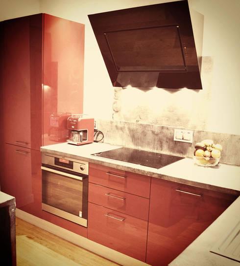 modern Kitchen by Gaspar. Architecture et Design