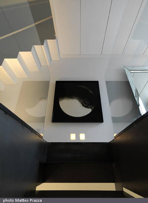 Twin loft_loft A:  in stile  di FEDERICO DEL ROSSO