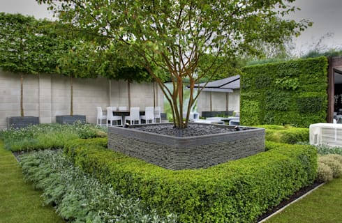 Chelsea Flower Show 2012 : The Rootop Workplace of Tomorrow:  Office buildings by Aralia